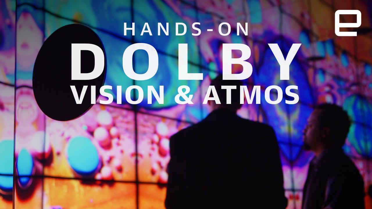 photo of A look inside Dolby Vision and Atmos at CES image