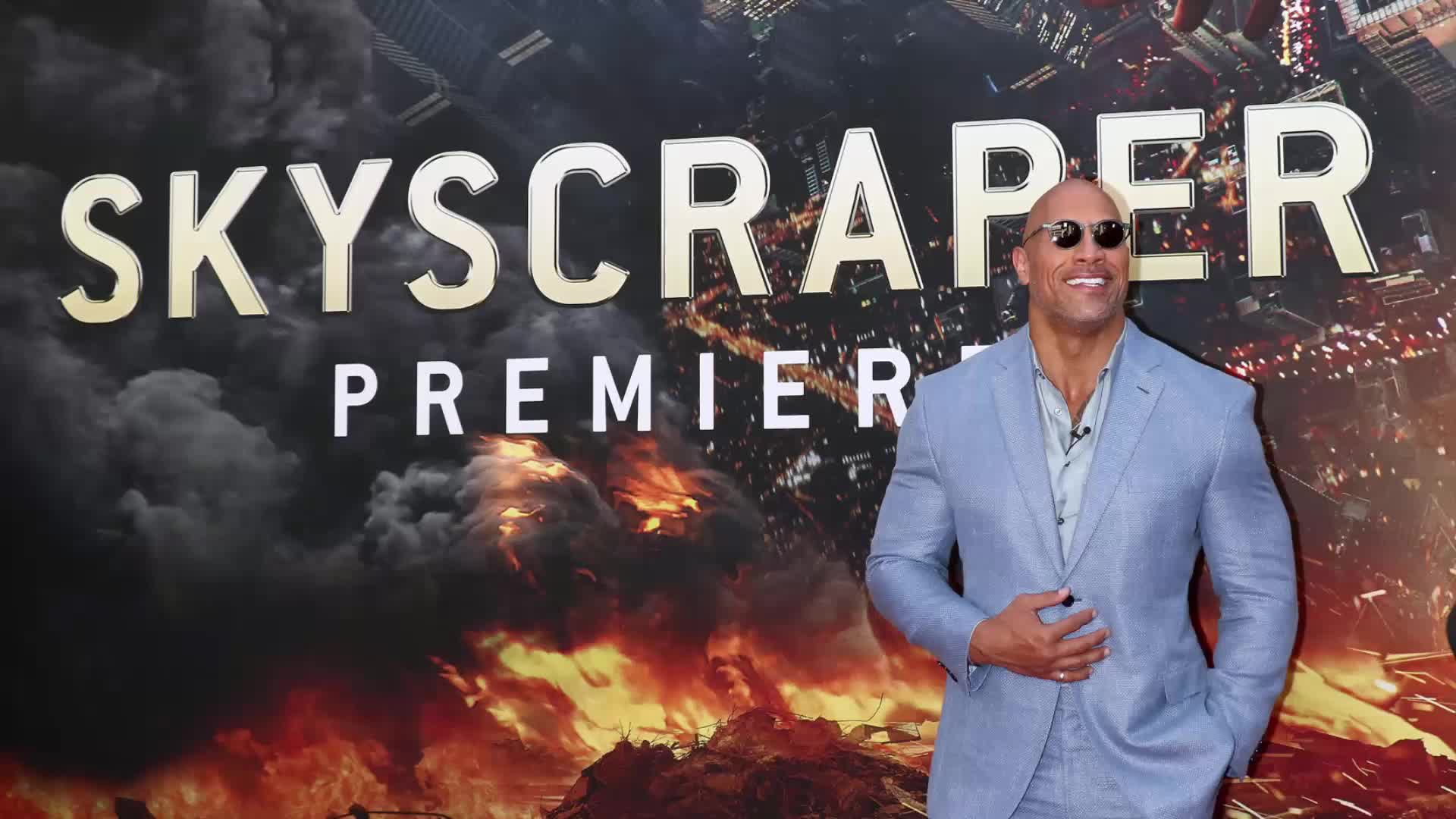 The Rock says 'generation snowflake' is 'putting us backwards'