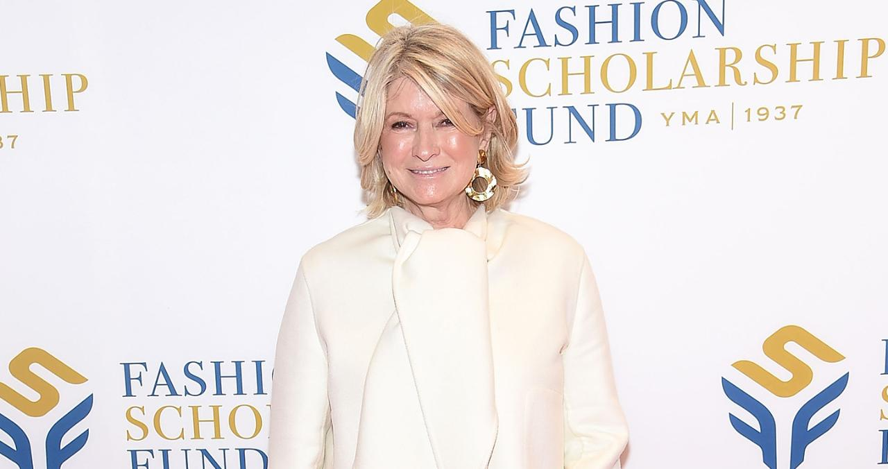 All aboard! Martha Stewart launches partnership with MSC Cruises so you can cruise like a queen