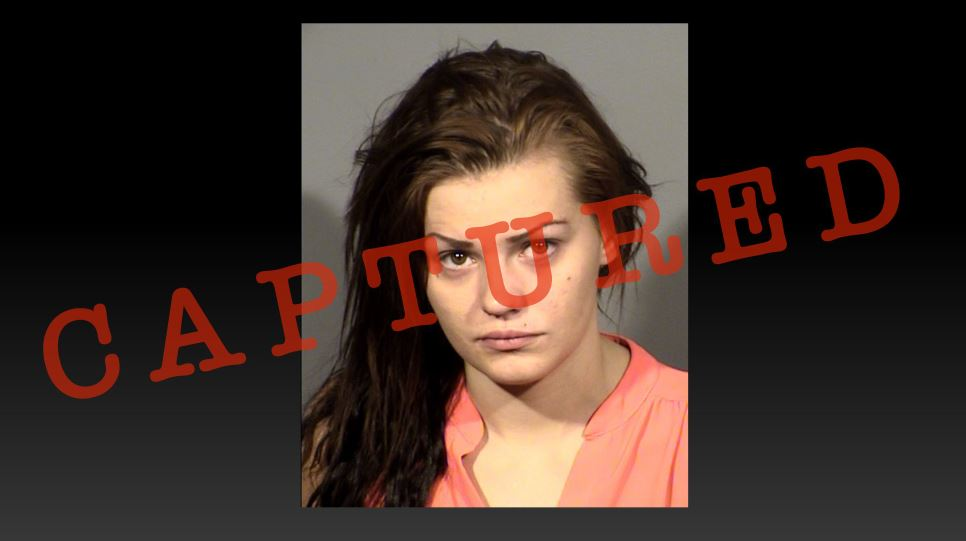 Woman accused of mowing down Las Vegas manicurist after stiffing the bill arrested in Arizona
