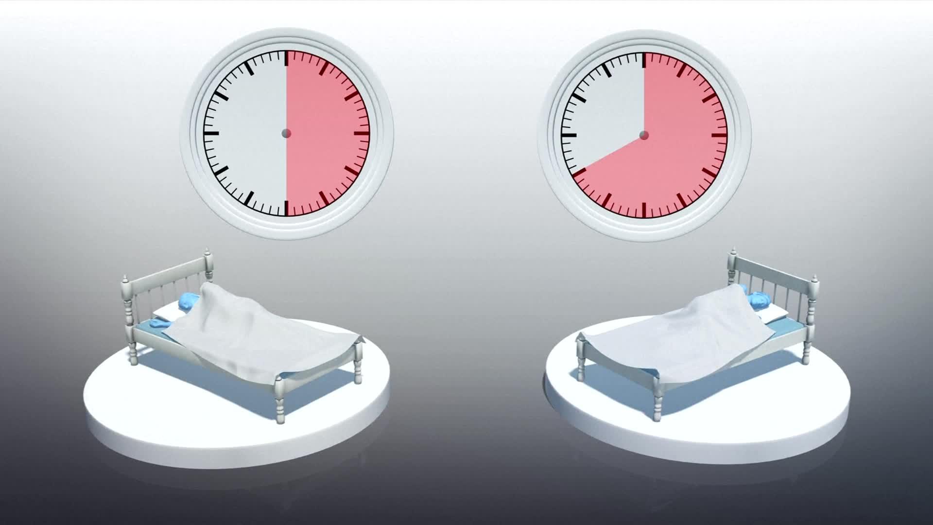 Noticias Nacionales - Healthy Hearts May Require Six Hours of Sleep