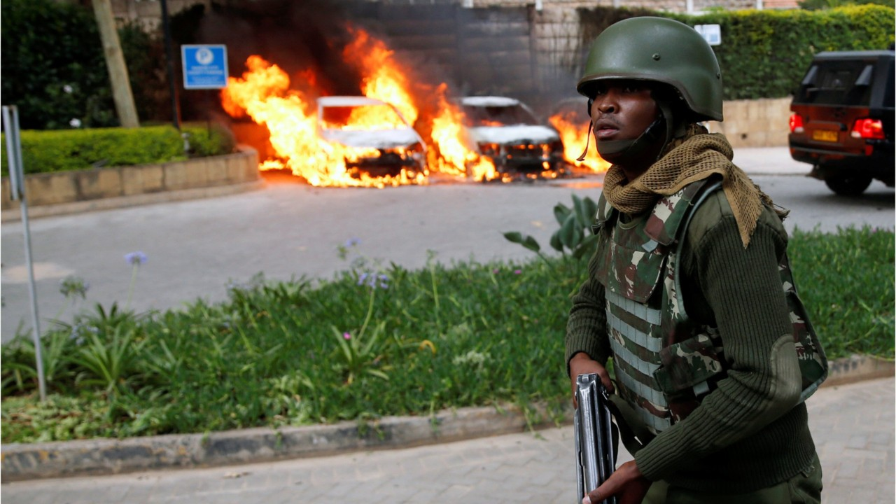 Politics - An American Among The Dead In Nairobi Hotel Attack