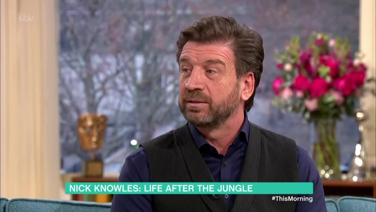Holly Willoughby And Nick Knowles Disagree Over How 'I'm A Celebrity' Contestants Were Treated
