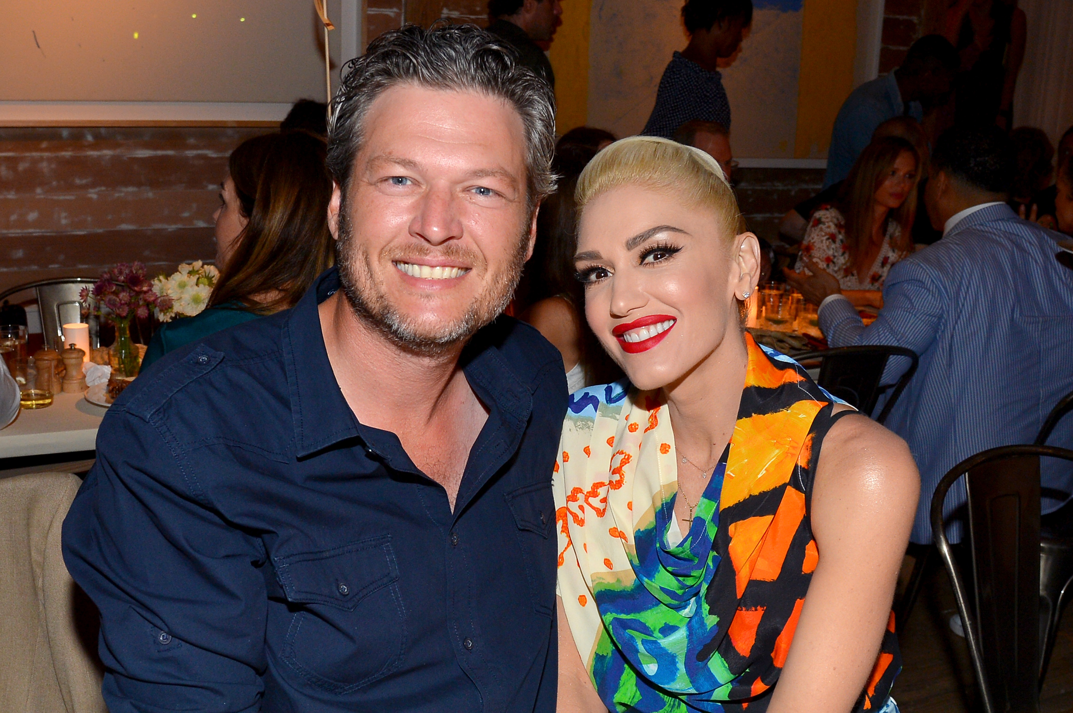 Gwen Stefani and Blake Shelton reportedly put wedding plans on hold for religious reasons