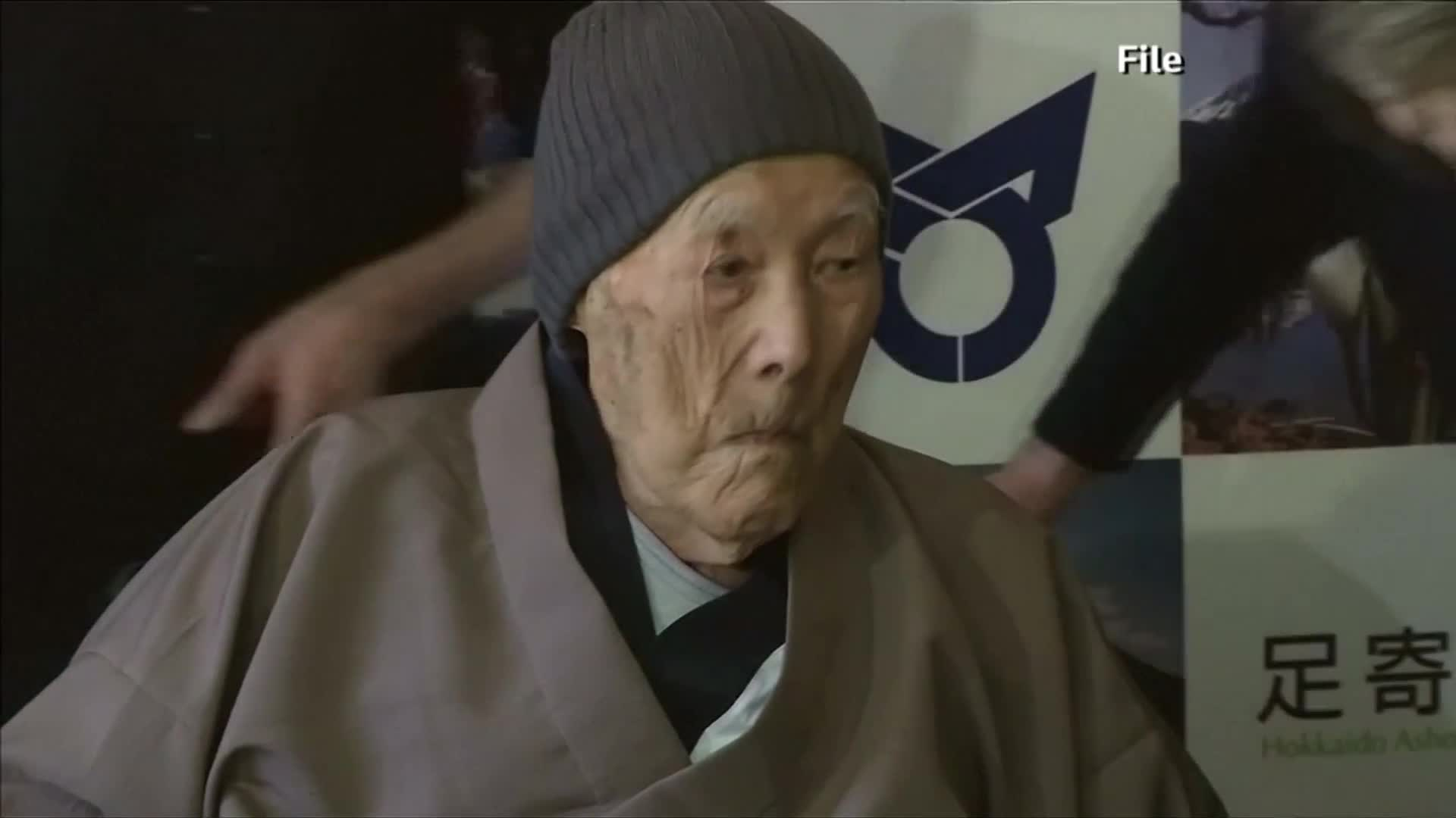 World's Oldest Man Has Died At the Age Of 113