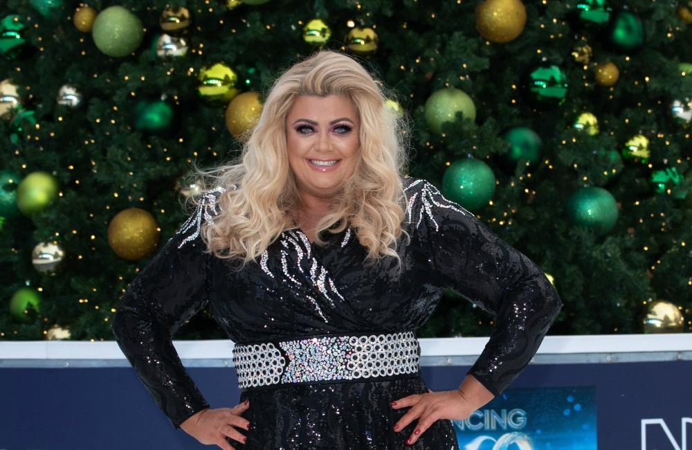 Gemma Collins Hires Shamanic Psychic To 'Banish Negative Energy' From Dancing On Ice Rink In A Bid To Improve Score