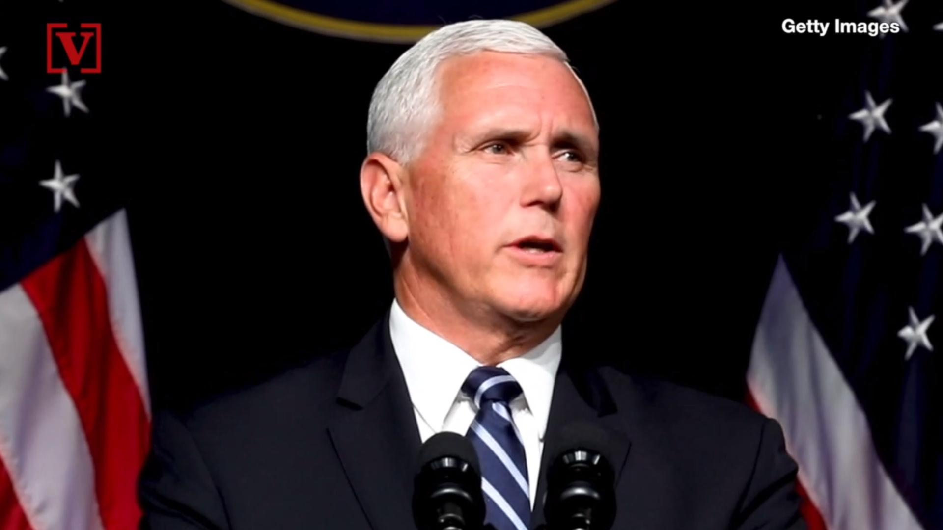 Lady Gaga's Moral Collision With Mike Pence Illustrates How Different Christians Can Be