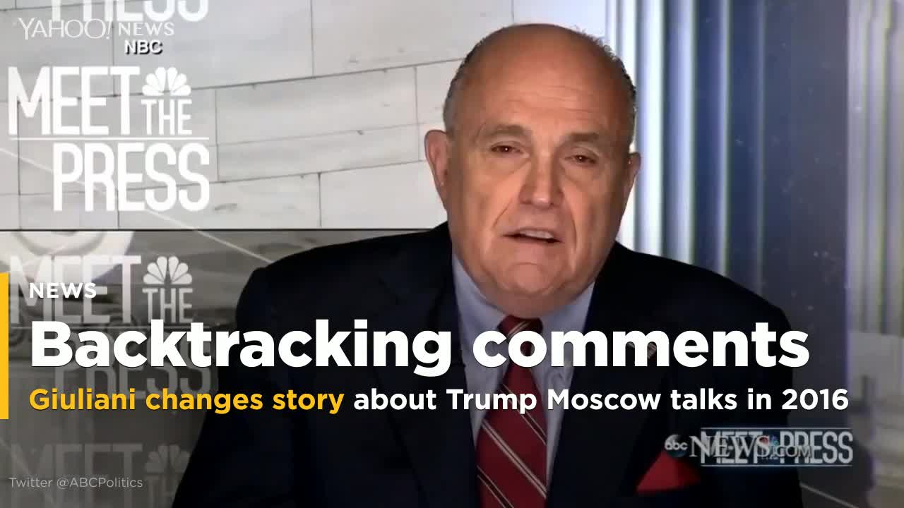 George Conway Mocks Rudy Giuliani's Backpedaling With Brutal 5-Word 'Translation'