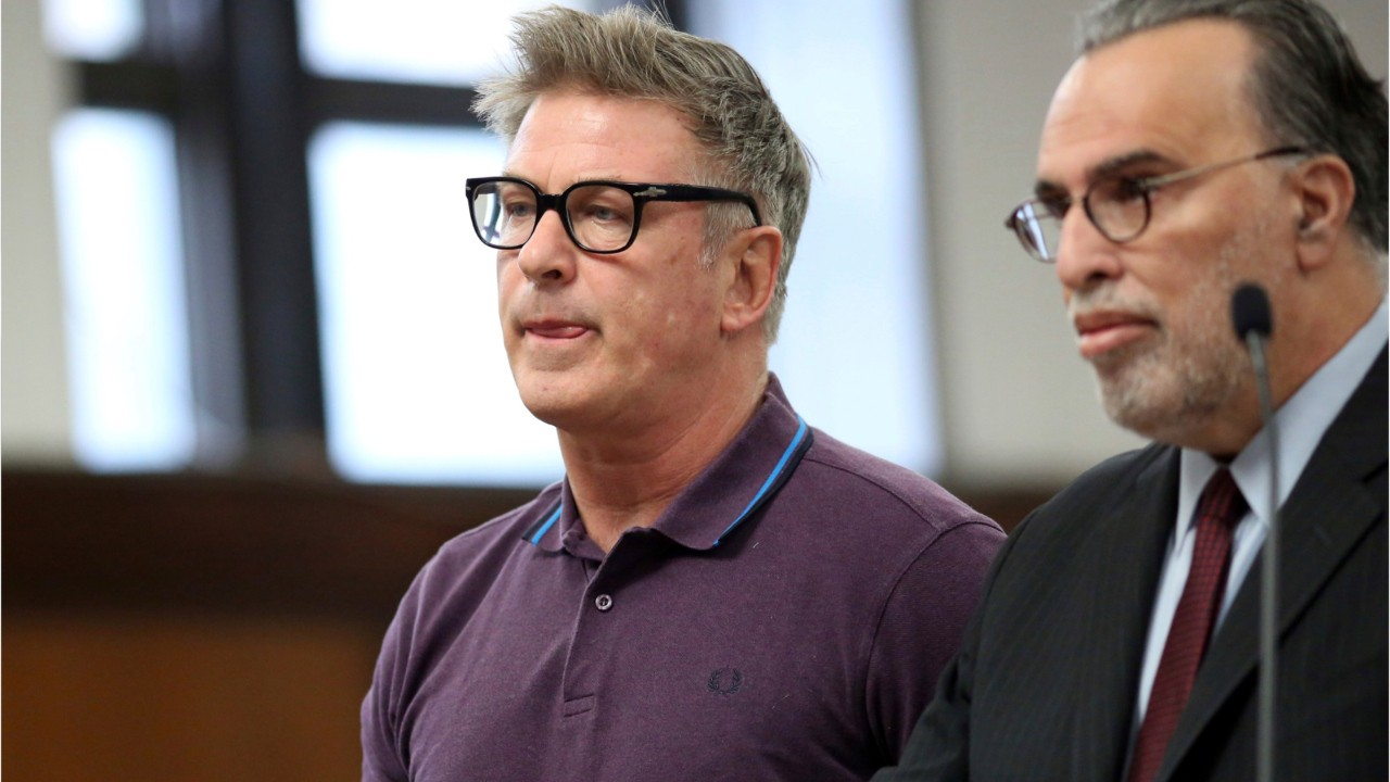 National News - Alec Baldwin Pleads Guilty to Harassment Charge Over Parking Spot Scuffle