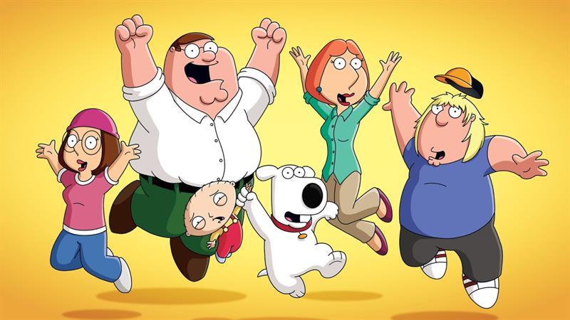 'Family Guy' Unloads On 'Strip Club Lunch Regular' Sean Hannity