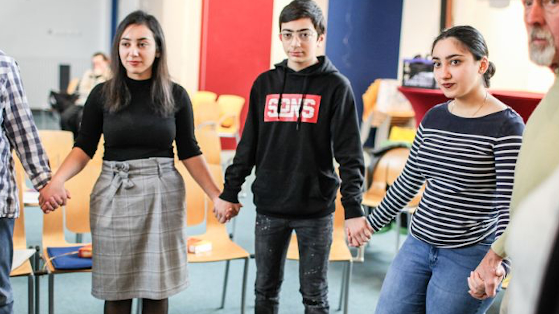Family Protected From Deportation By Continuous Worship Service Gets Dutch Residence Permit