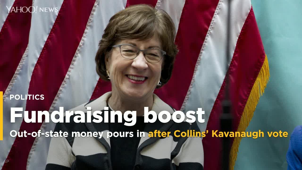 Democrat Sara Gideon Nabs 2 Key Endorsements In Maine's 2020 Senate Race