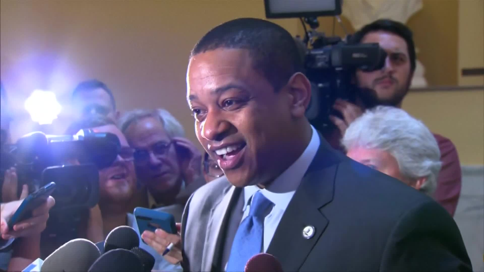 Virginia Lt. Gov. Justin Fairfax's Accuser Releases Statement On Sexual Assault Allegations