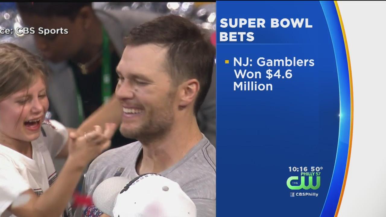 Fan's Crazy $250 Super Bowl Bet On Rams' Futility Wins $100,000