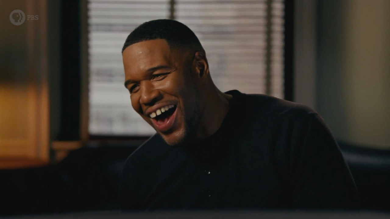 Michael Strahan's new activewear line is for everybody -- and every body