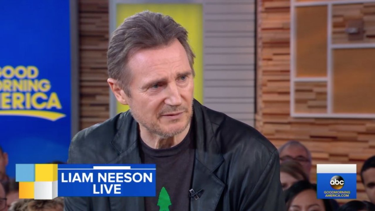 Whoopi Goldberg Defends Liam Neeson Amid Race Controversy: 'Is He A Bigot? No'