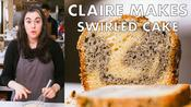 Claire's Swirled Sesame Cake Recipe