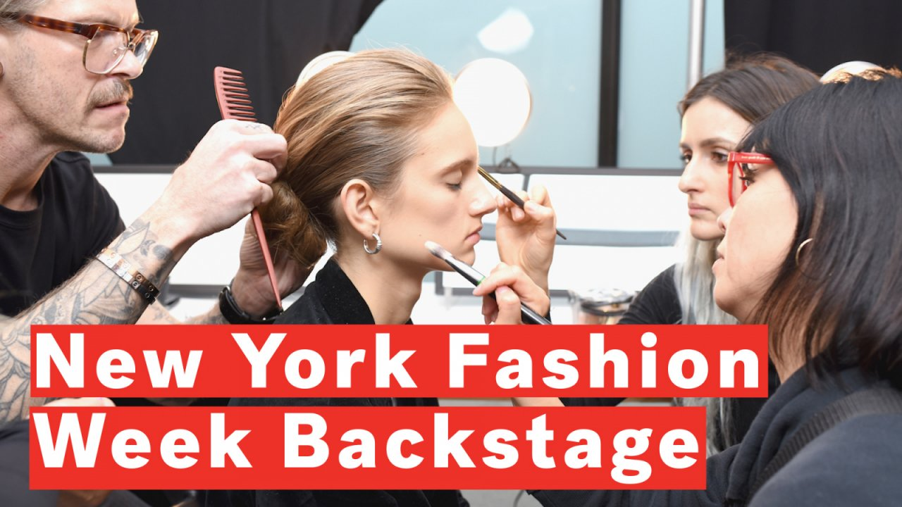 Here's what New York Fashion Week looked like a decade ago, in 2009