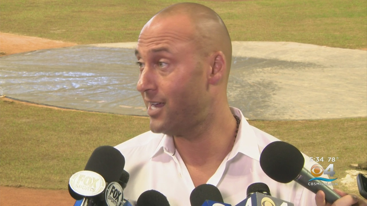 Derek Jeter wants Marlins fans to focus on the experience, not wins and losses