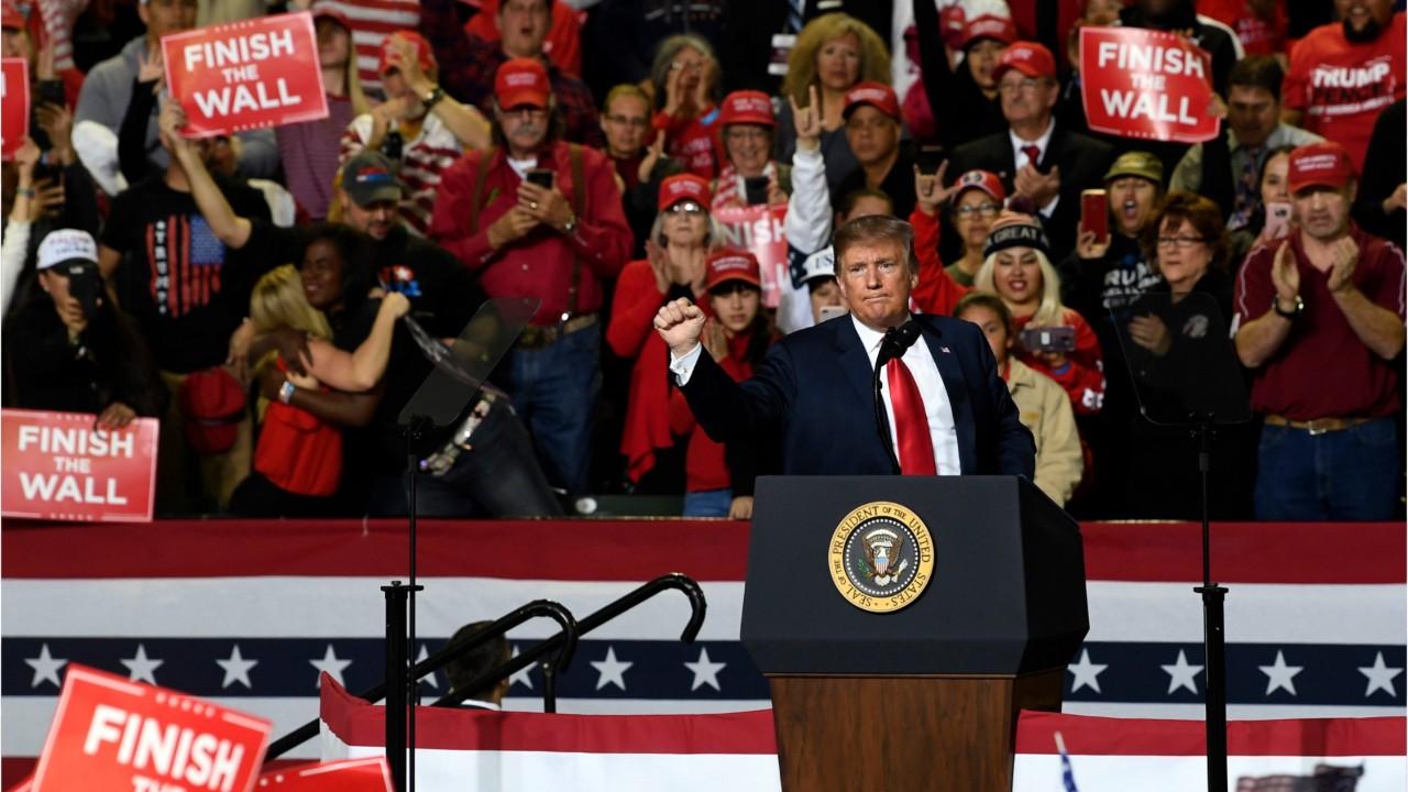 Political Junkie - BBC Cameraman Attacked At Trump Rally in El Paso, Texas Monday Night