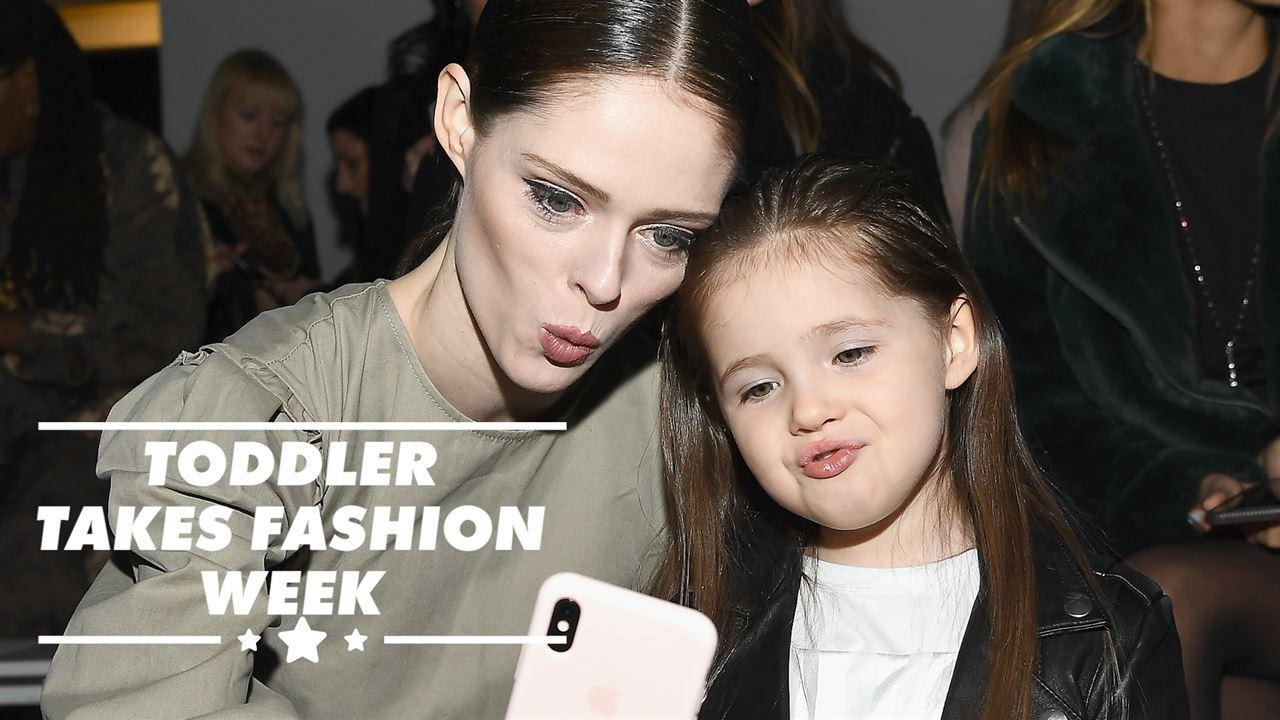 This 5-year-old won New York Fashion Week