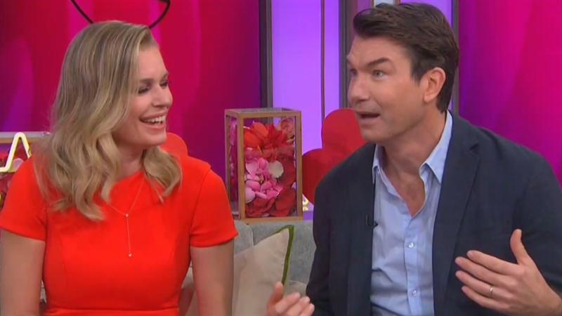 LOL! Why Jerry O'Connell and Rebecca Romijn are 'afraid to split up'
