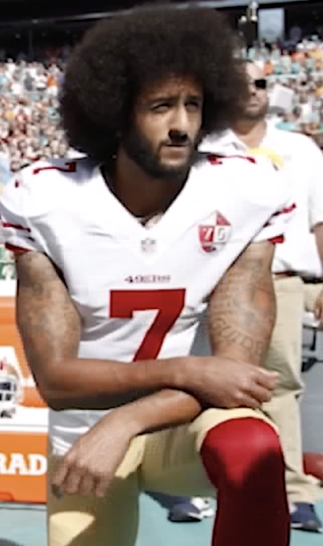 Colin Kaepernick Reportedly Asked For $20 Million To Play In New League