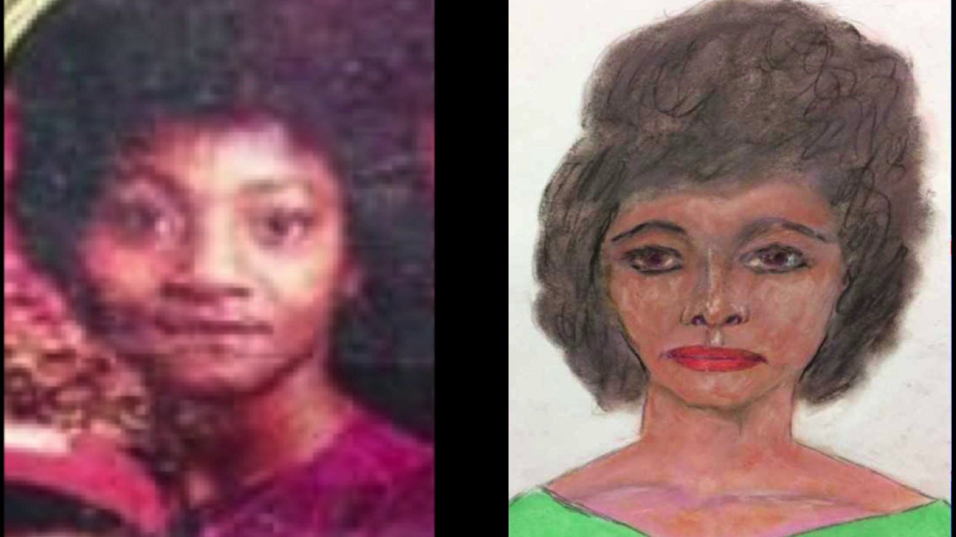 Man identifies mother as slain woman from serial killer's prison drawing