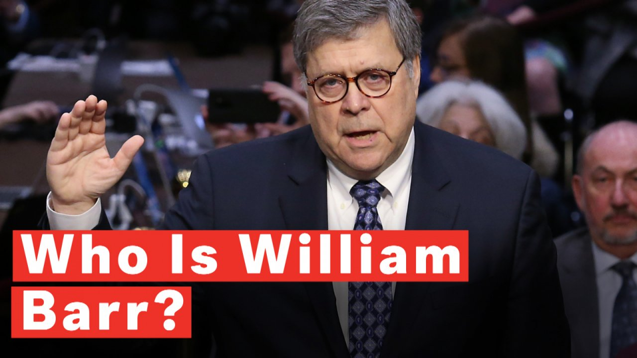 Attorney General William Barr's Son-In-Law Is Now A Trump Legal Adviser