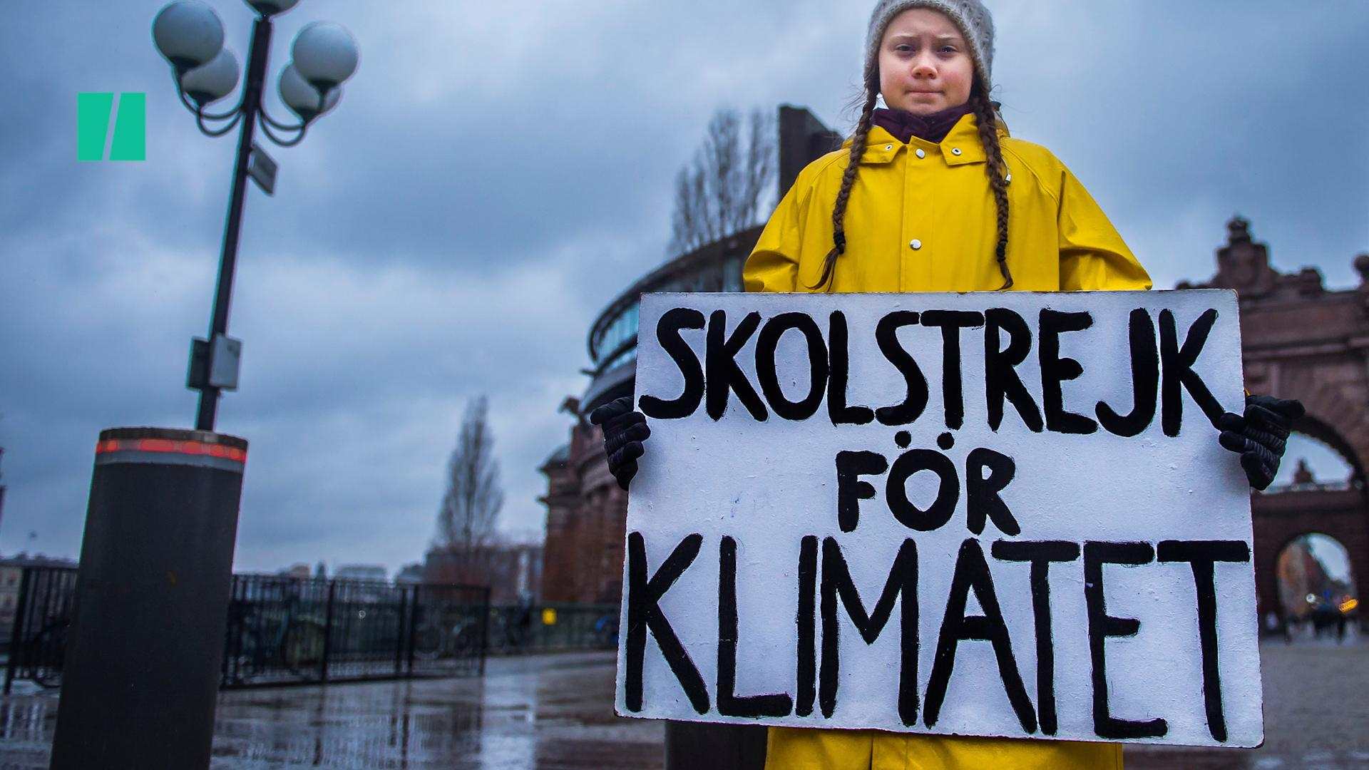 I'm Joining The Climate Strike Because My Generation Is Afraid We're Facing Our Extinction