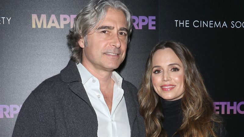 Eliza Dushku Welcomes First Child With Husband Peter Palandjian