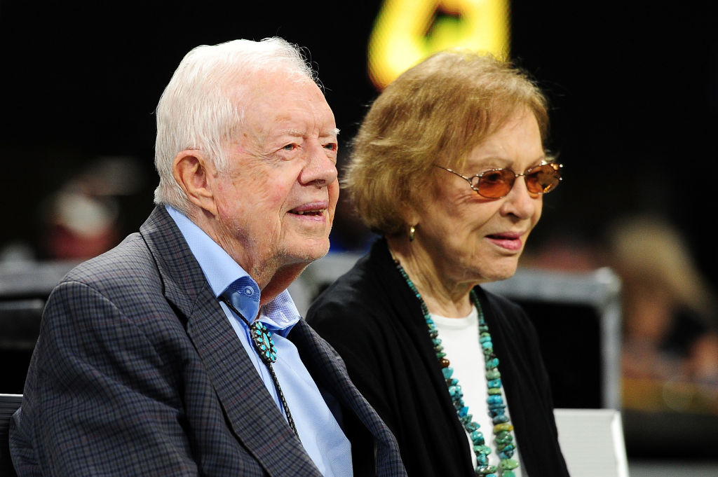 Jimmy Carter Becomes The Longest-Living President In U.S. History