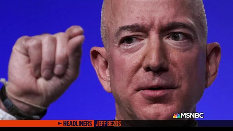 Brother Of Bezos' Lover Sold Their Private Texts To National Enquirer: Reports