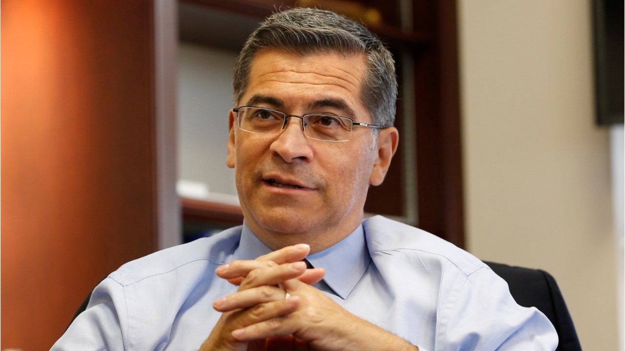 Politics - California AG Ready To File Lawsuit Against Trump's National Emergency