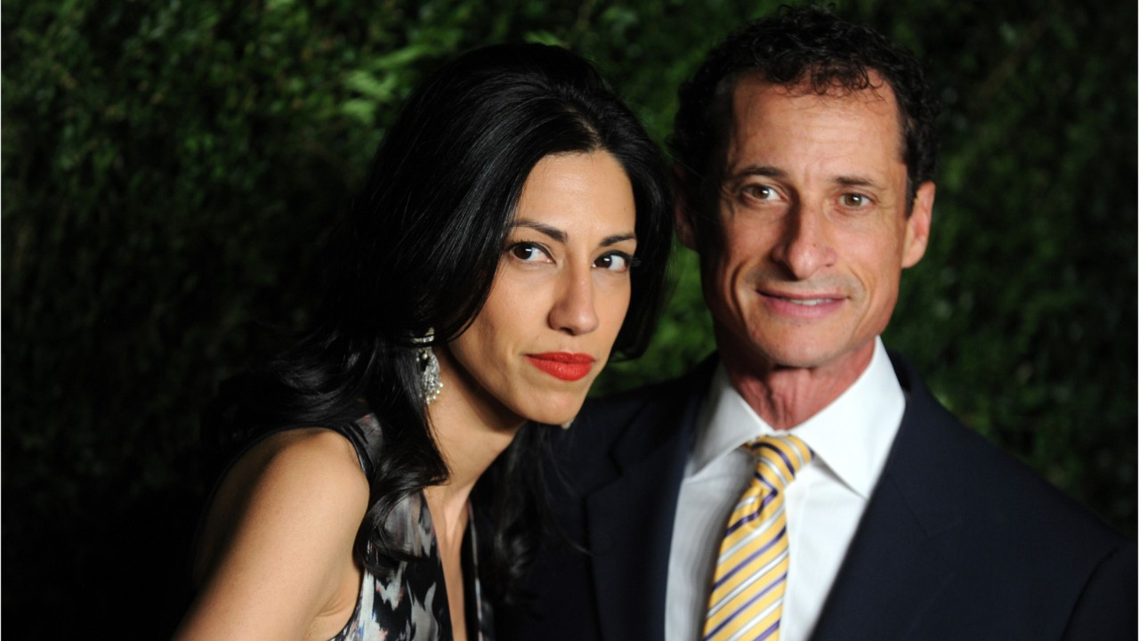 Anthony Weiner Released From Massachusetts Prison