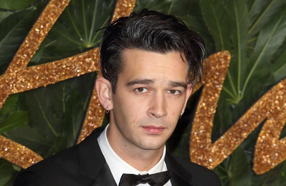 The 1975's Matty Healy Addresses Headlines Claiming He's 'Come Out As Aesthete'