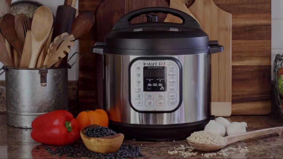 8 Instant Pot cookbooks from Amazon your kitchen needs