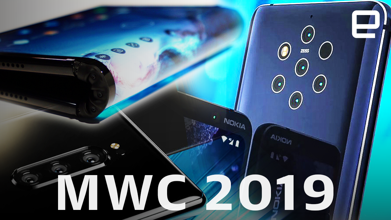 What to expect at MWC 2019 - Engadget