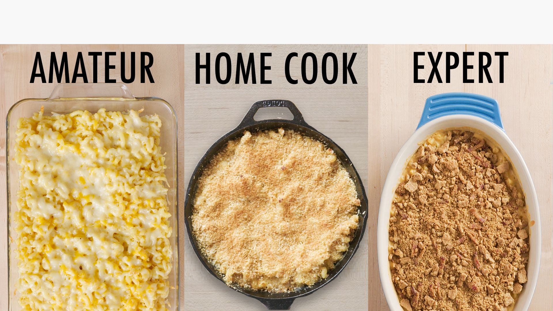Think Everyone Loves Your Mac And Cheese? Think Again.