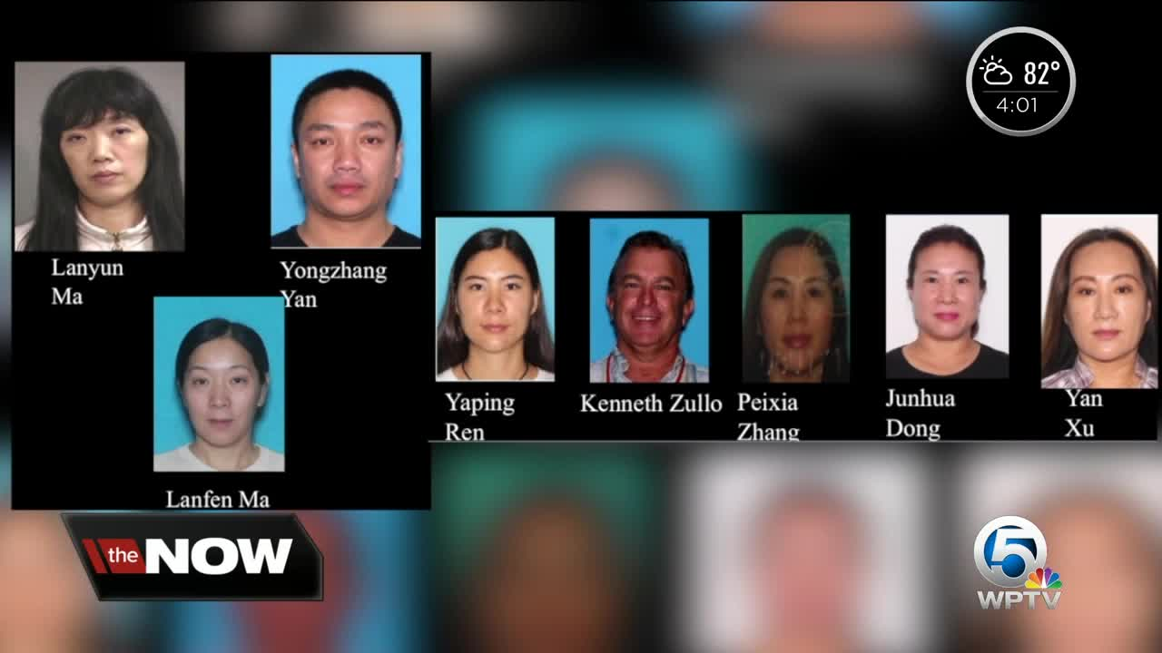 What could be next for the Florida massage parlor workers?