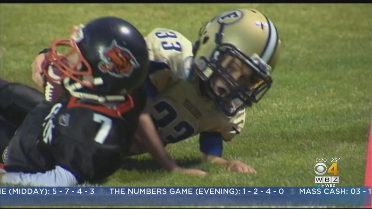 Massachusetts Lawmakers Propose Bill To Ban Youth Tackle Football