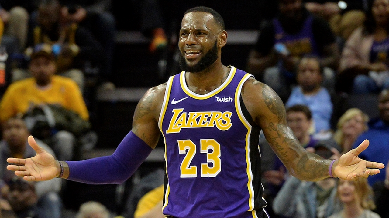 ae205c7c2a26 Los Angeles Lakers star LeBron James is a proud papa. At Monday's  shootaround, James made sure to give his son Bronny a shout out by wearing  a shirt with ...
