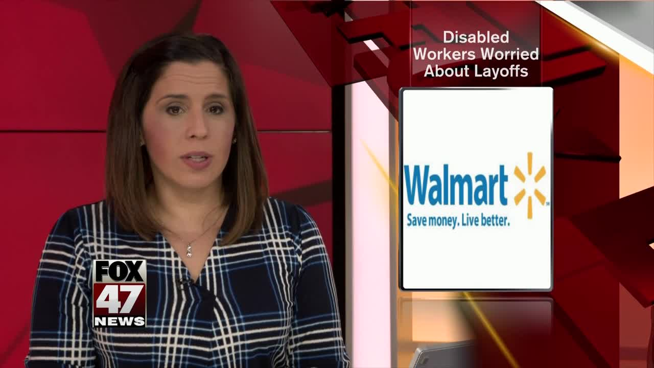 Walmart is getting rid of greeters, worrying the disabled | KYW