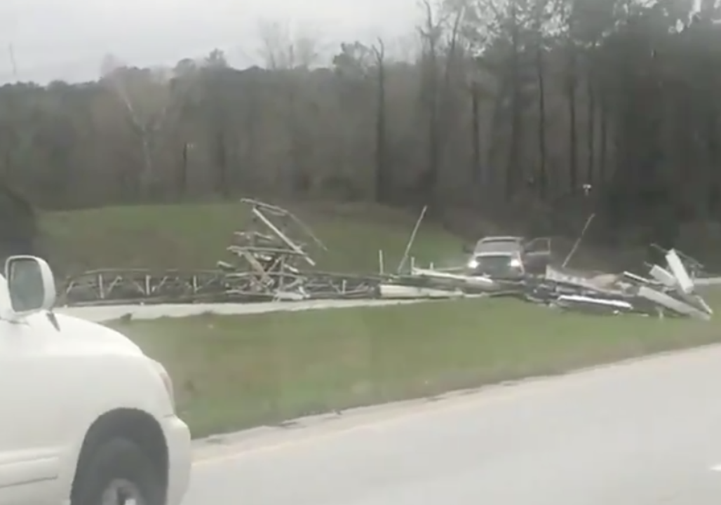 Death toll rises to 23 as tornadoes, severe storms hit South