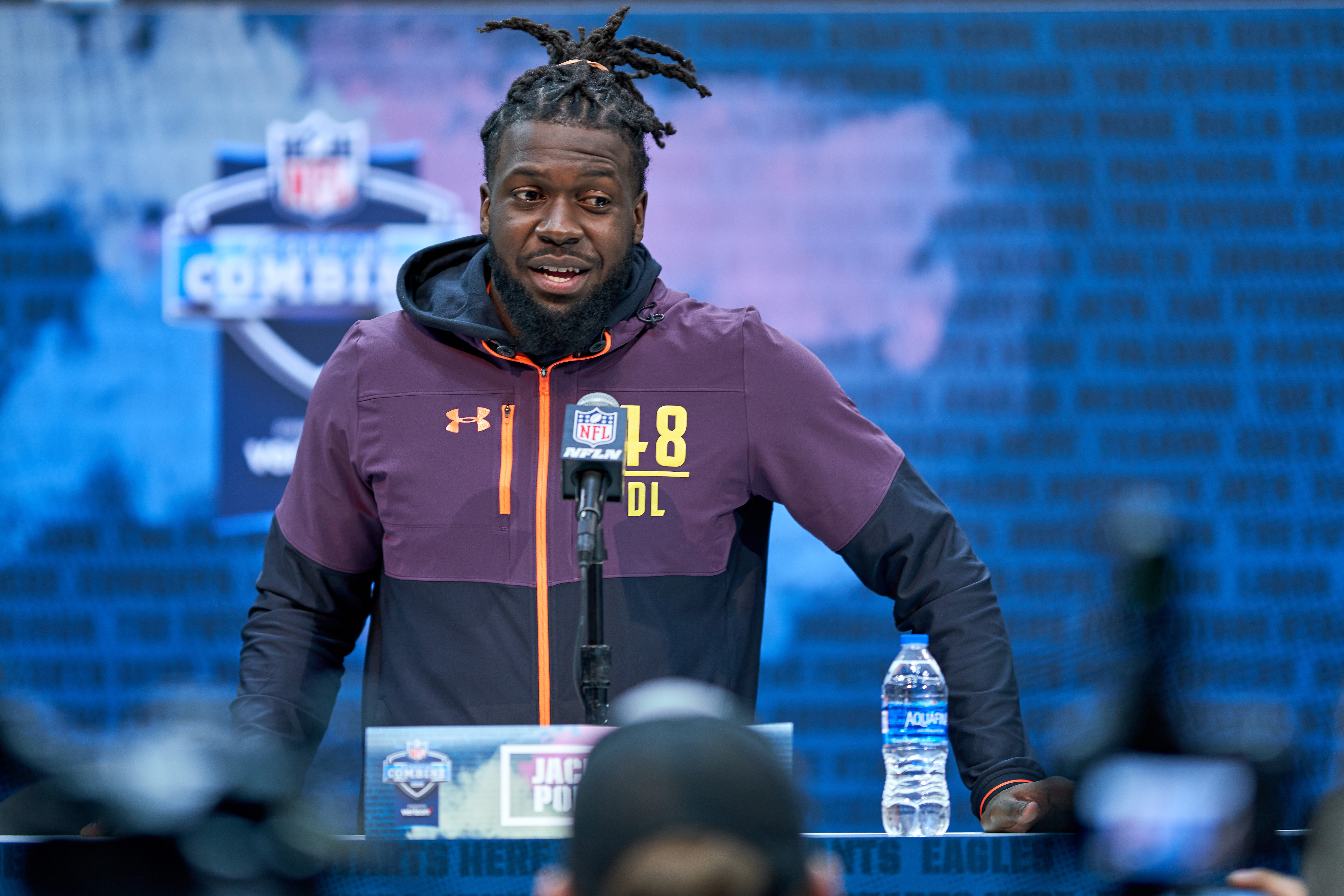 NFL Draft Prospect Says Team Asked Whether He Has Both Testicles
