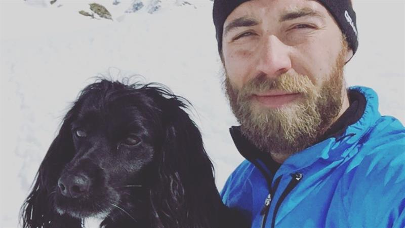 James Middleton Just Took His Therapy Dog As His Date To GQ Awards