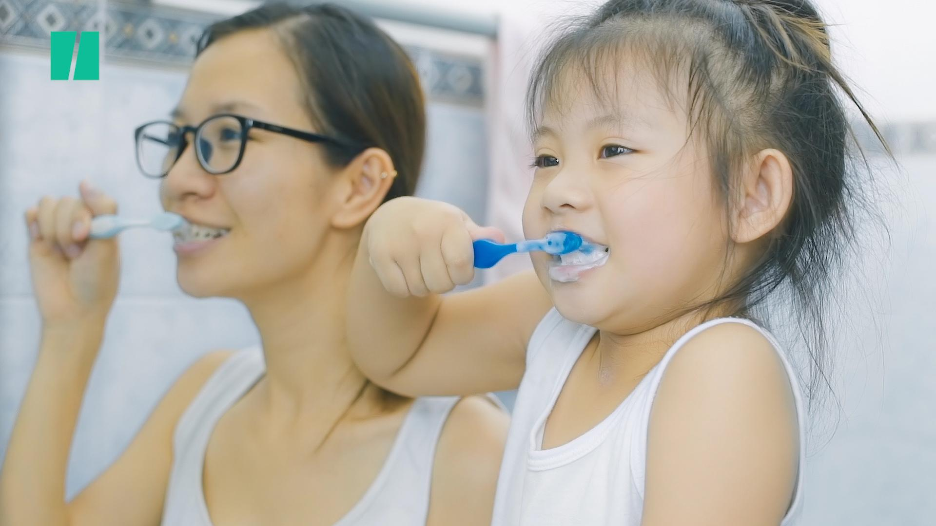 How To Prevent Children's Tooth Decay