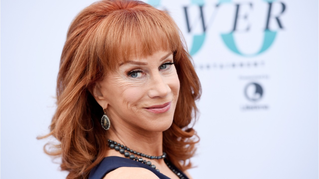 Gloria Vanderbilt called Kathy Griffin her 'daughter,' despite falling-out with Anderson Cooper