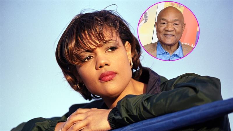 George Foreman's Tribute To His Late Daughter, A Boxer, Will Break Your Heart