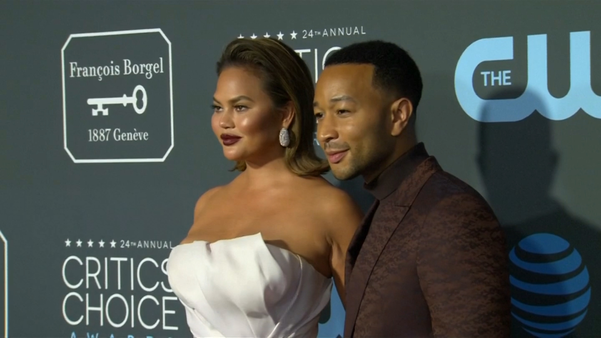 Chrissy Teigen Loses And Finds Her New Hamster In Rodent Drama